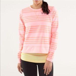 Lululemon long sleeve pulloversweater